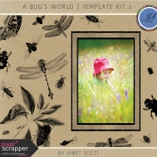 A Bug's World- Template Kit 2
