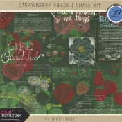 Strawberry Fields- Chalk Kit
