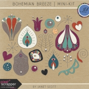 Bohemian Breeze- Mini-Kit