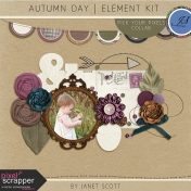 Autumn Day- Element Kit