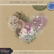 Autumn Day- Paint Kit