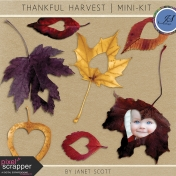 Thankful Heart- Mini Kit