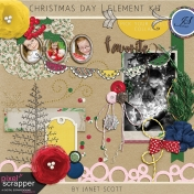 Christmas Day- Element Kit