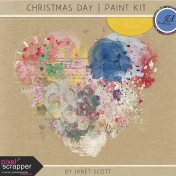Christmas Day- Paint Kit