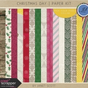 Christmas Day- Paper Kit