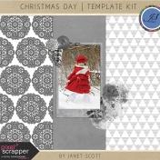 Christmas Day- Template Kit