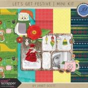 Let's Get Festive- Mini-Kit