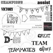 Sports Templates Kit