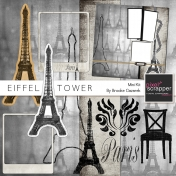 Eiffel Tower Mini Kit
