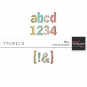 Tropics Alphas Kit