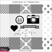 Everyday 01 Templates Kit