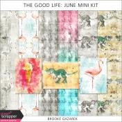 The Good Life: June Mini Kit