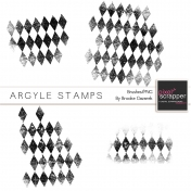 Argyle Stamps Kit