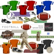 Football Elements Kit