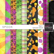 Spook Papers 01 Kit
