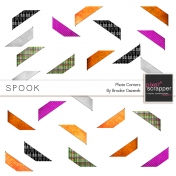 Spook Photo Corners Kit
