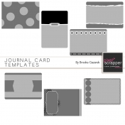 Journal Card Templates
