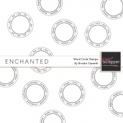 Enchanted Circle Stamps Kit