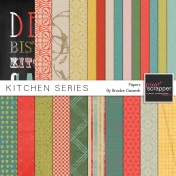Kitchen Series Paper Kit