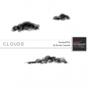 Clouds Brushes Kit