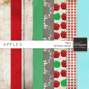 Apples Paper Kit