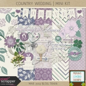Country Wedding Mini Kit