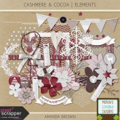 Cashmere & Cocoa Elements