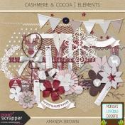 Cashmere & Cocoa Elements