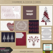 Cashmere & Cocoa Cards