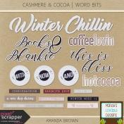 Cashmere & Cocoa Word Bits