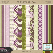 Friendship Day- Papers