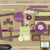 Friendship Day- Elements