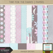 Time for the Fairies- Papers