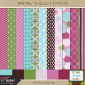 Waiting to Bloom- Papers