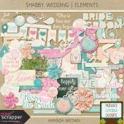 Shabby Wedding- Elements