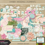 Shabby Wedding- Elements