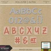 Hollister- Alphas