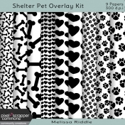 Shelter Pet Overlay Kit