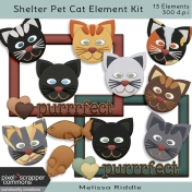 Shelter Pet Cat Element Kit