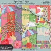 Spring Days- Mini Kit