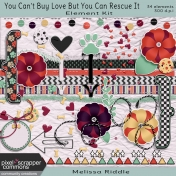 You Can't Buy Love Buy You Can Rescue It- Element Kit