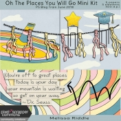 Oh The Places You Will Go Mini Kit