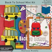 Back To School Mini Kit