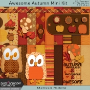 Awesome Autumn Mini Kit