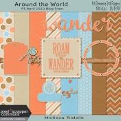 Around the World Mini Kit