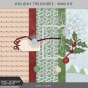 Holiday Treasures- Mini Kit