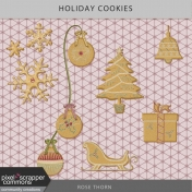 Holiday Cookies- Elements Kit