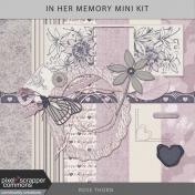 In Her Memory Mini Kit
