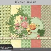 Tea Time- Mini Kit