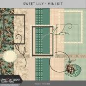 Sweet Lily- Mini Kit